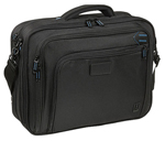 """""""Travelpro Executive Pro - Black Brand New Includes Limited Lifetime Warranty, The Travelpro Executive Pro Checkpoint Friendly Computer Brief features multiple pockets which make it easy to store and carry your laptop and other small accessories for the daily commute or occasional travel"""