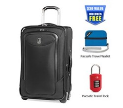 Travelpro Platinum Magna Carry On Luggage platinum magna expandable rollaboard suiter 22inch