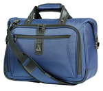 """"""", The Travelpro Marquis Deluxe Tote combines lightweight design with the best of Travelpro's 'smart' technologies in one innovative collection for business and leisure travelers"""