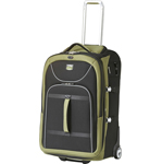 Travelpro Tpb Exp Rollaboard 22inch-green Tpro Bold Expandable Rollabo