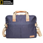 """Travelpro National Geographic - Navy Brand New Includes Limited Lifetime Warranty, The Travelpro Nat Geo Cape Town Single Gusset Brief has main compartment which is ideal for storage of a tablet, file folders and power cords"