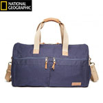 Travelpro NGCT Carry-On Duffel 21Inch-Navy Nat Geo Cape Town Carry-On