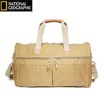 """""""The Travelpro Nat Geo Cape Town 21"""""""" Carry-On Duffel bag is made up of cavernous main compartment with rear zippered pocket is ideal for holding clothing, toiletries, electronics and more"""