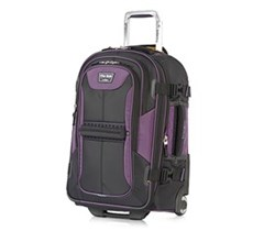 Travelpro 22 inches tpro bold 2 22 inch expandable rollaboard