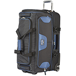 Travelpro T-Pro Bold 30 Inch Rolling Duffel-Black/Navy T-Pro Bold 30 I
