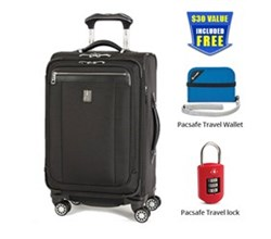 Travelpro Platinum Magna Carry On Luggage Platinum magna 2 21 inch Exp Spinner Suiter