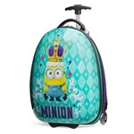 Travelpro 16inch Kids Hardside Minions - Royal Bob Carry-On Luggage