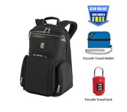 Travelpro Backpacks travelpro pm2 check point friendly business backpack