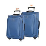 Travelpro Maxlite4 21/25 Spinner-Blue Expandable Spinners- 4 Wheels