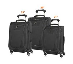 Travelpro Maxlite Series travelpro maxlite 4 3 piece set spinner 21 25 29