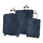 Travelpro Crew 10 22/25/29 -Rolla/Spinn-Navy Crew 10 3 Piece set
