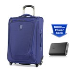 Travelpro Crew 11 22 inch With PowerCore 10000 - Indigo Crew 11 22inch