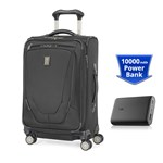 Travelpro Crew 11 21 inch With PowerCore 10000 - Black Crew 11 21inch