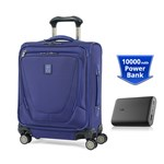 Travelpro Crew 11 Intl With PowerCore 10000 - Indigo Crew 11 Intl Carr