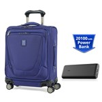 Travelpro Crew 11 Intl With PowerCore 20100 - Indigo Crew 11 Intl Carr