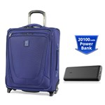 Travelpro Crew 11 21.5 inch With PowerCore 20100 - Indigo Crew 11 Intl