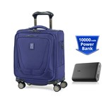 Travelpro Crew 11 Spinner Tote With PowerCore 10000 - Indigo Crew 11 S