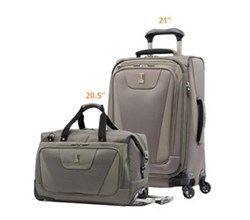 Travelpro Luggage Sets travelpro maxlite 4 2 piece set spinner 21 20.5 tote