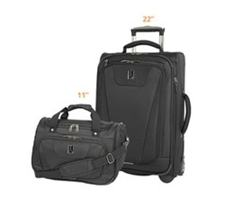 Travelpro Luggage Sets travelpro maxlite 4   2 piece set  spinner 22/11